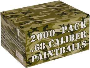 Bolas Paintball Combat