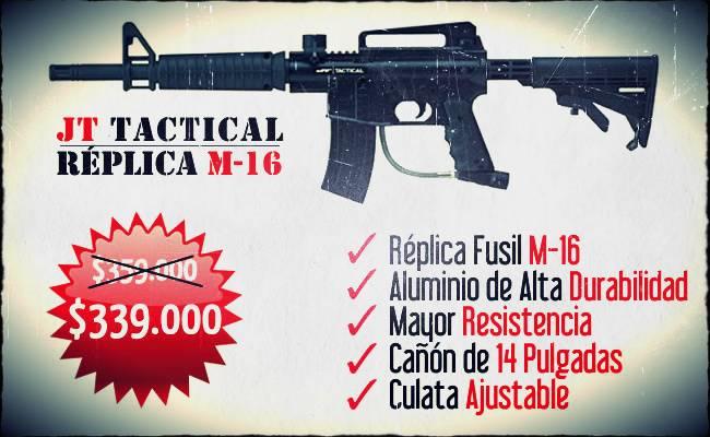 Marcadora JT Tactical