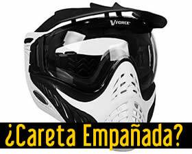 caretas paintball