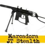 JT Stealth – Marcadora de Paintball Tipo Fusil