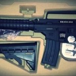 Marcadora de Paintball Tippmann Bravo One