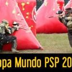 Momentos de la Copa Mundo PSP Paintball 2012