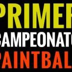 1er. Campeonato Paintball Principiantes y Expertos