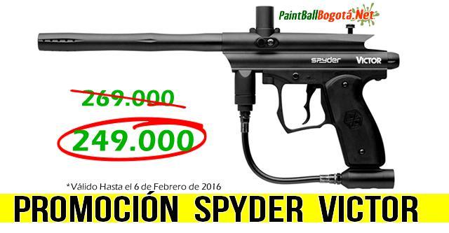 marcadoras-spyder-victor