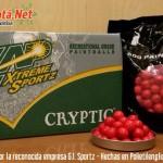 Nuevas Bolas de Paintball Cryptic