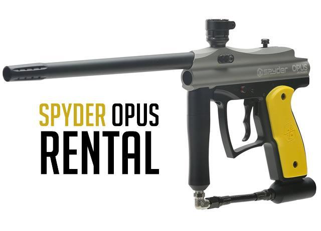 Spyder-Opus-Rental