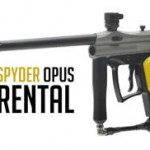 Marcadoras Paintball Spyder Opus