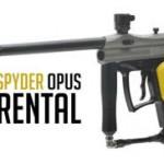 Marcadoras Paintball Spyder Opus